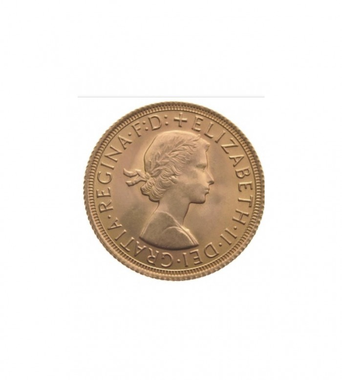 SOVEREIN - LIBRA INGLESA