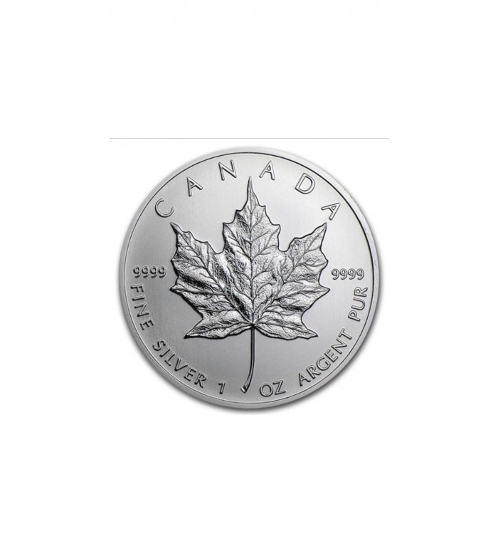 MAPPLE LEAF - 1 oz